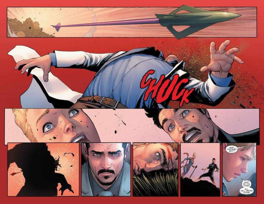 Marvel убила одного из классических Мстителей, возможно, навсегда | Канобу - Изображение 6995
