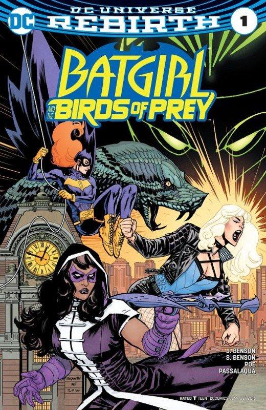 Какие серии DC Rebirth стоит читать? | Канобу - Изображение 6356