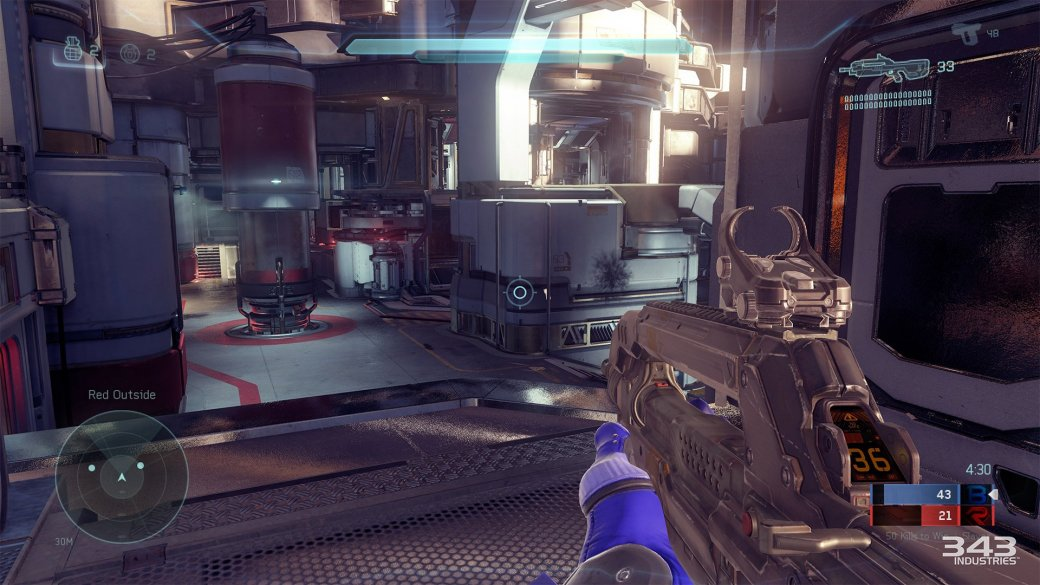 Бета Halo 5: Guardians | Канобу - Изображение 5