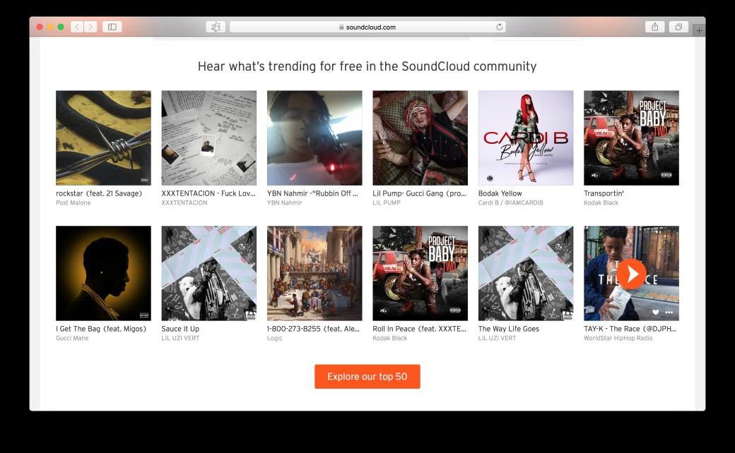 Где и как слушать музыку онлайн: лучшие музыкальные стриминговые сервисы. - Изображение 6