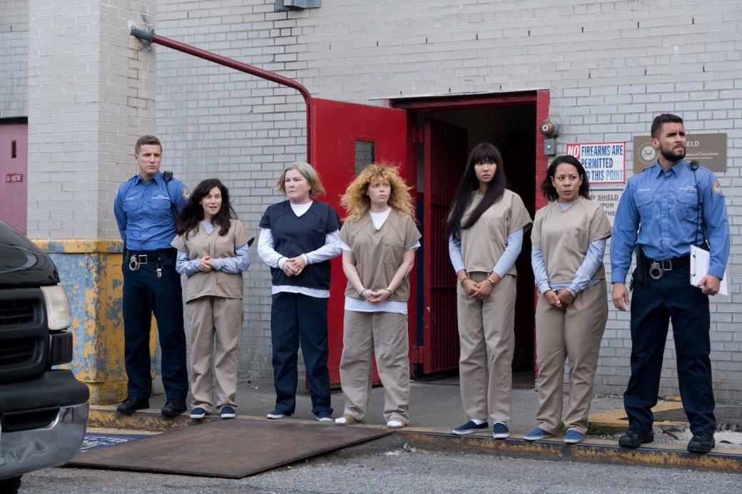 7 сезон «Оранжевый— хит сезона»: тяжелое прощание содним изглавных сериалов Netflix | Канобу - Изображение 3