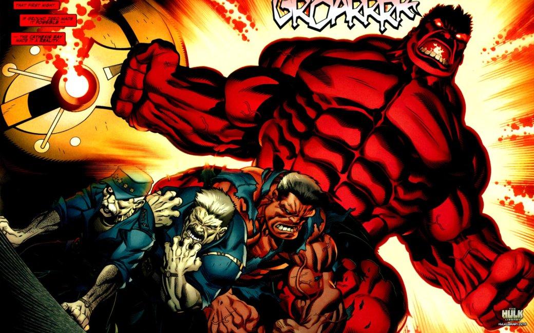 Теория: генерал Росс вкиновселенной Marvel насамом деле скрулл? | Канобу - Изображение 4