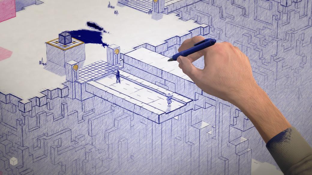 Обзор игры Inked для PC | Канобу - Изображение 6