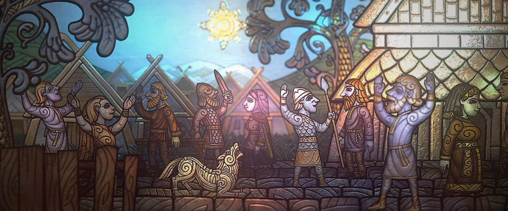 Контекст. Англия IX века в Total War Saga: Thrones of Britannia, игре про победы Альфреда Великого | Канобу - Изображение 10951