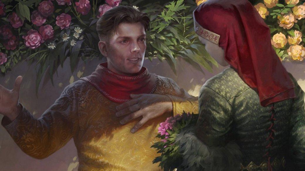 Новый ролик амурного DLC для Kingdom Come: Deliverance напоминает оего скором релизе | Канобу - Изображение 1