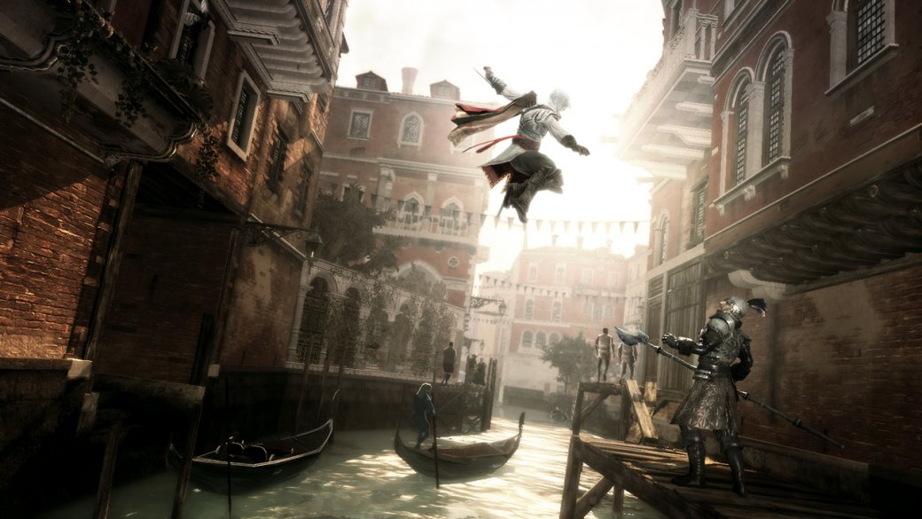 Топ 10 лучших Assassin's Creed по результатам голосования читателей «Канобу» | Канобу - Изображение 1
