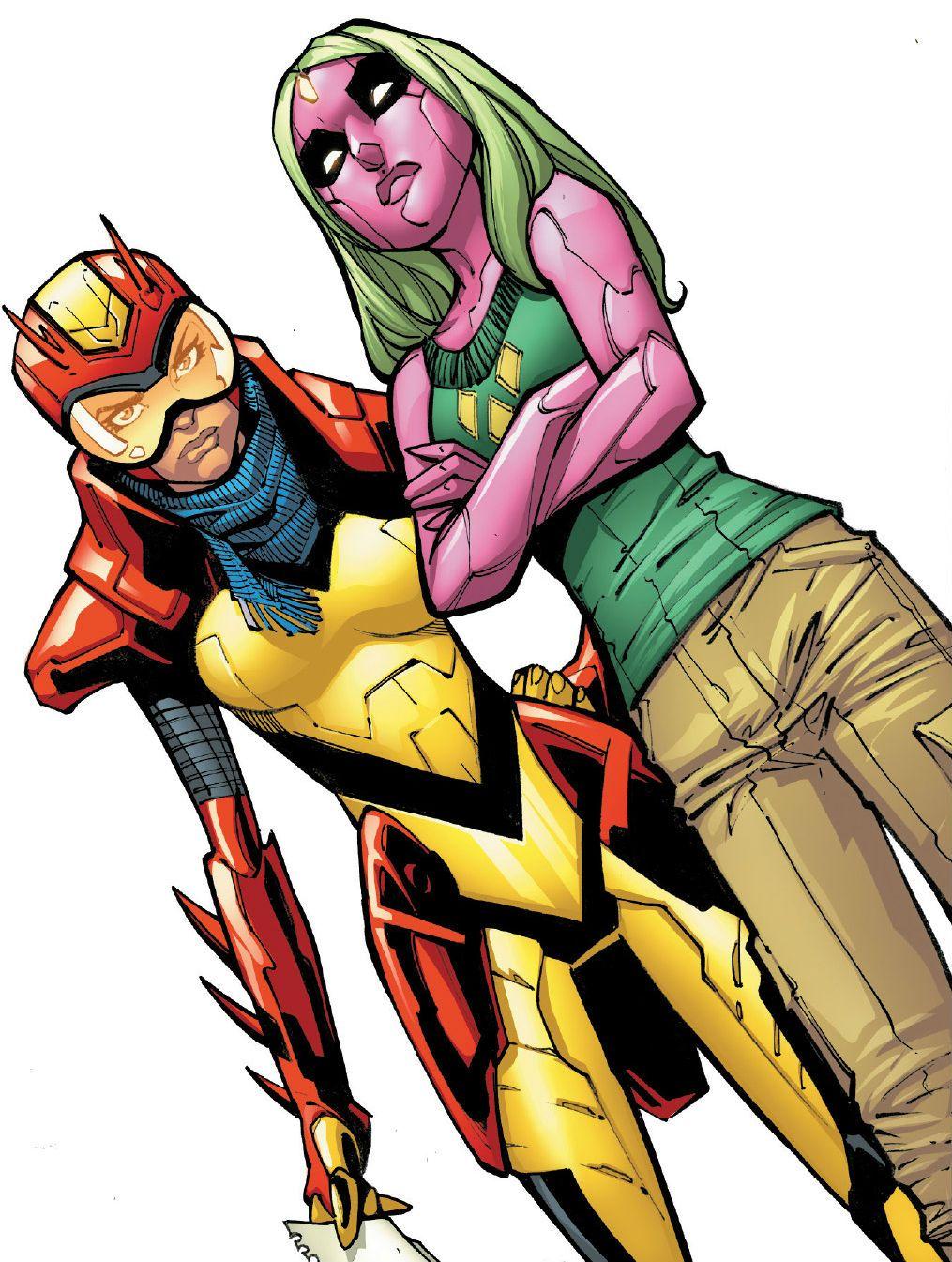 Супергерои, появившиеся вэтом десятилетии | Канобу - Изображение 5151