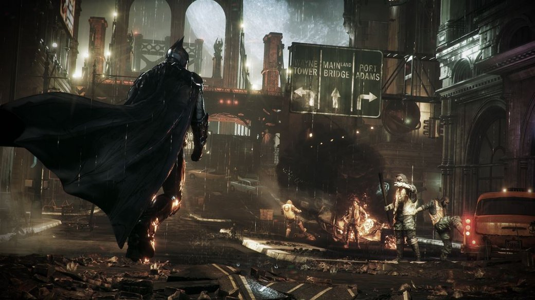 Batman Arkham иMortal Kombat заполцены нараспродаже WBвXbox Store | Канобу - Изображение 1