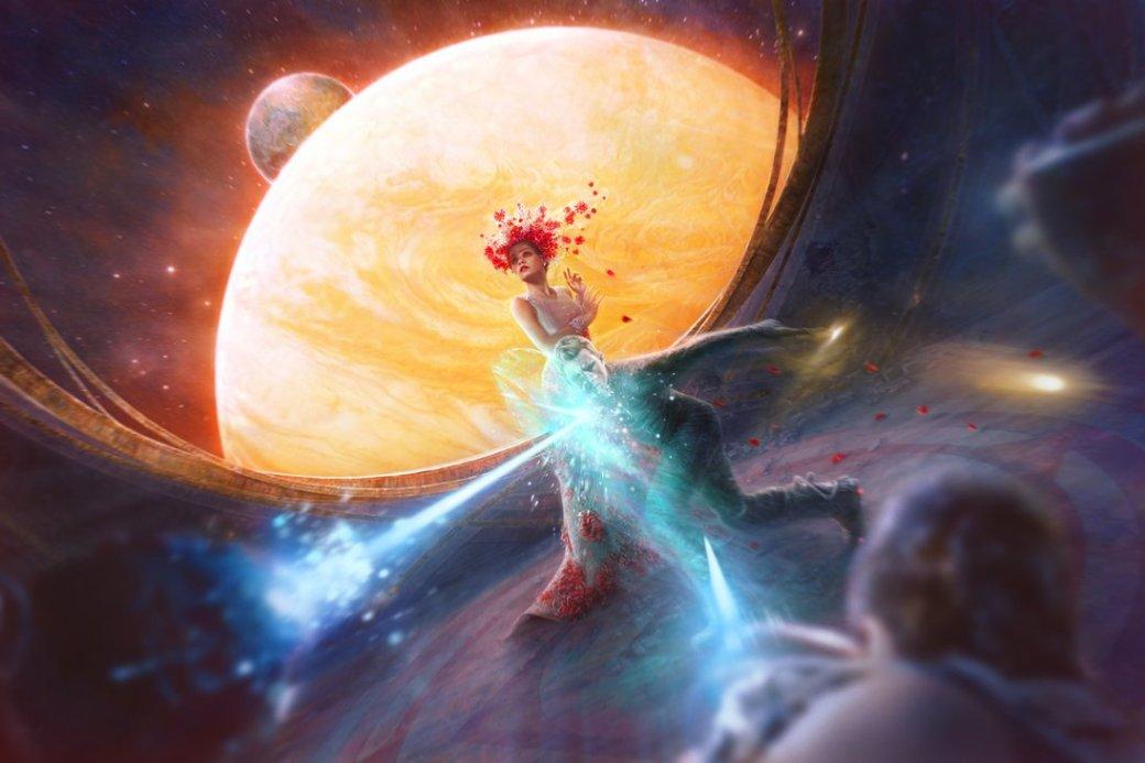 «Восхождение Юпитер»: Shut up, Meg! | Канобу - Изображение 7939