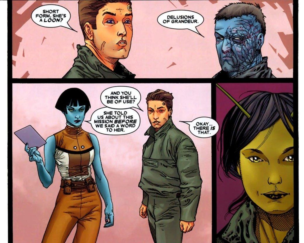 Кто такая Mантис из«Стражей галактики2»? | Канобу - Изображение 5