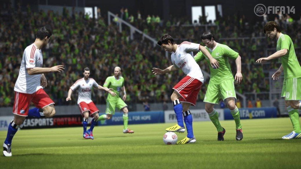 FIFA 14 лидирует в чарте продаж «1С-СофтКлаб» | Канобу - Изображение 7235