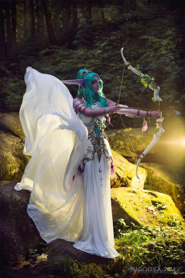 Лучший косплей по Warcraft – герои и персонажи WoW, фото косплееров   Канобу - Изображение 52