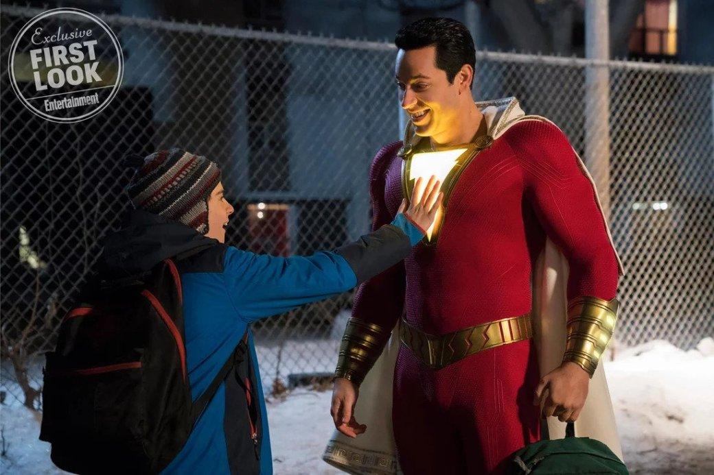 Слух: в«Шазаме» появится Супермен, носыграет его неГенри Кавилл | Канобу - Изображение 2939