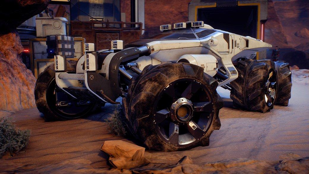 Рецензия на Mass Effect: Andromeda. Обзор игры - Изображение 6