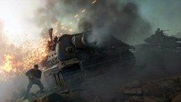 Вышел трейлер сюжетной кампании Battlefield V. В игре можно будет прокатиться на горных лыжах!
