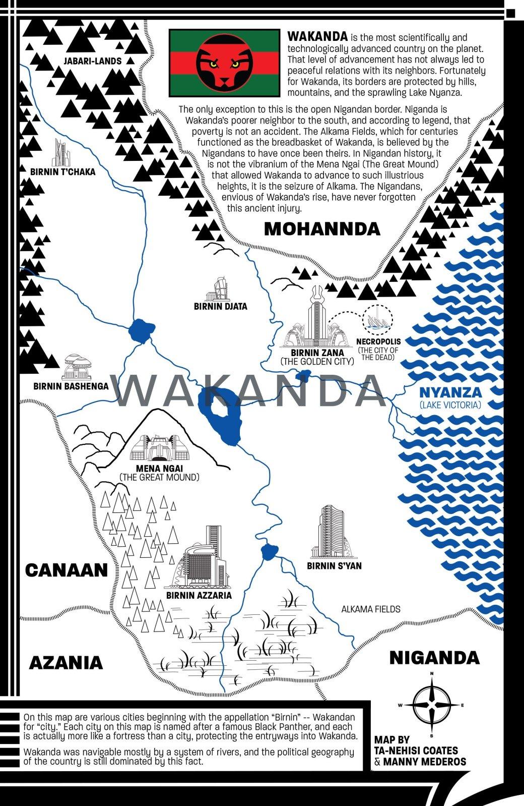 Черная пантера изменил государственный строй Ваканды | Канобу - Изображение 1883