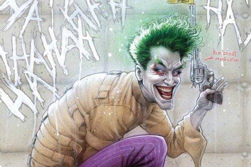Еще одна попытка залезть вголову Джокеру. Мнение оJoker: Killer Smile