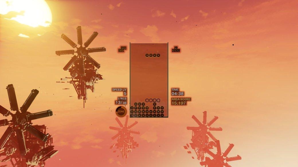 Обзор Tetris Effect - рецензия на игру Tetris Effect | Рецензии | Канобу