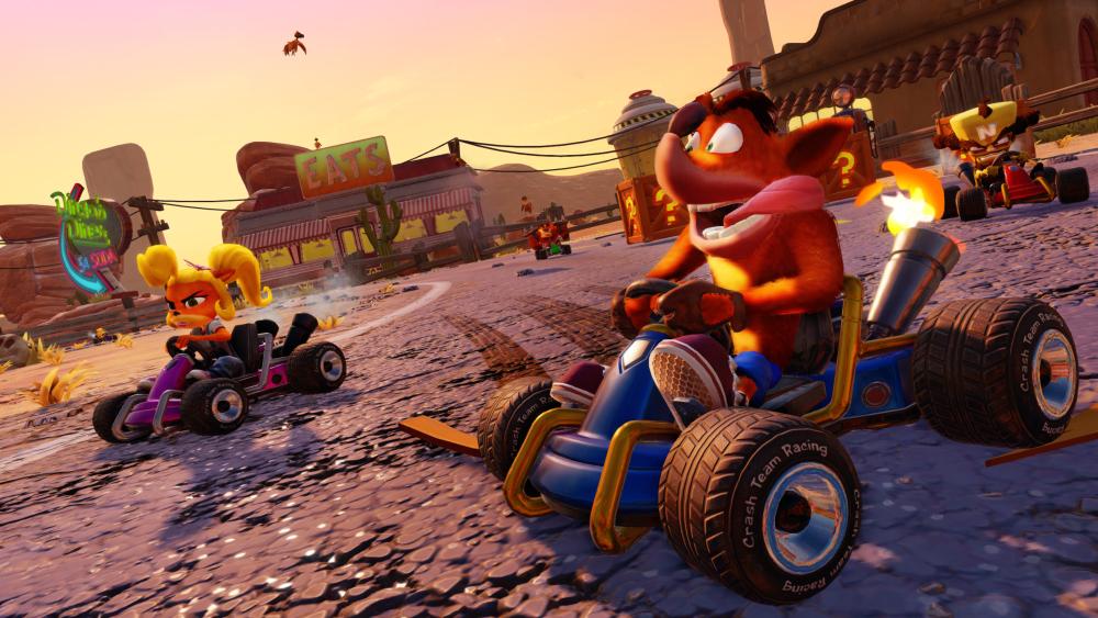 TGA 2018. Ремейк Crash Team Racing официально подтвержден, уже есть первый трейлер | Канобу - Изображение 1