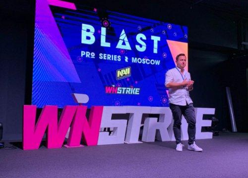 Winstrike получила права на трансляцию турниров серии BLAST по CS:GO на русском