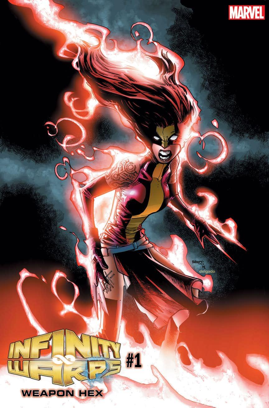 Лунный Человек-паук! Новые подробности про супергероев-гибридов из«Войн Бесконечности»   Канобу - Изображение 6532