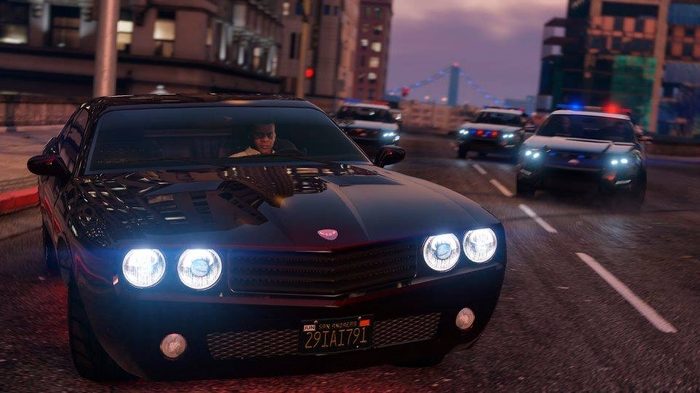 Гифка дня: хорошее первое впечатление в Grand Theft Auto 5 | Канобу - Изображение 1527