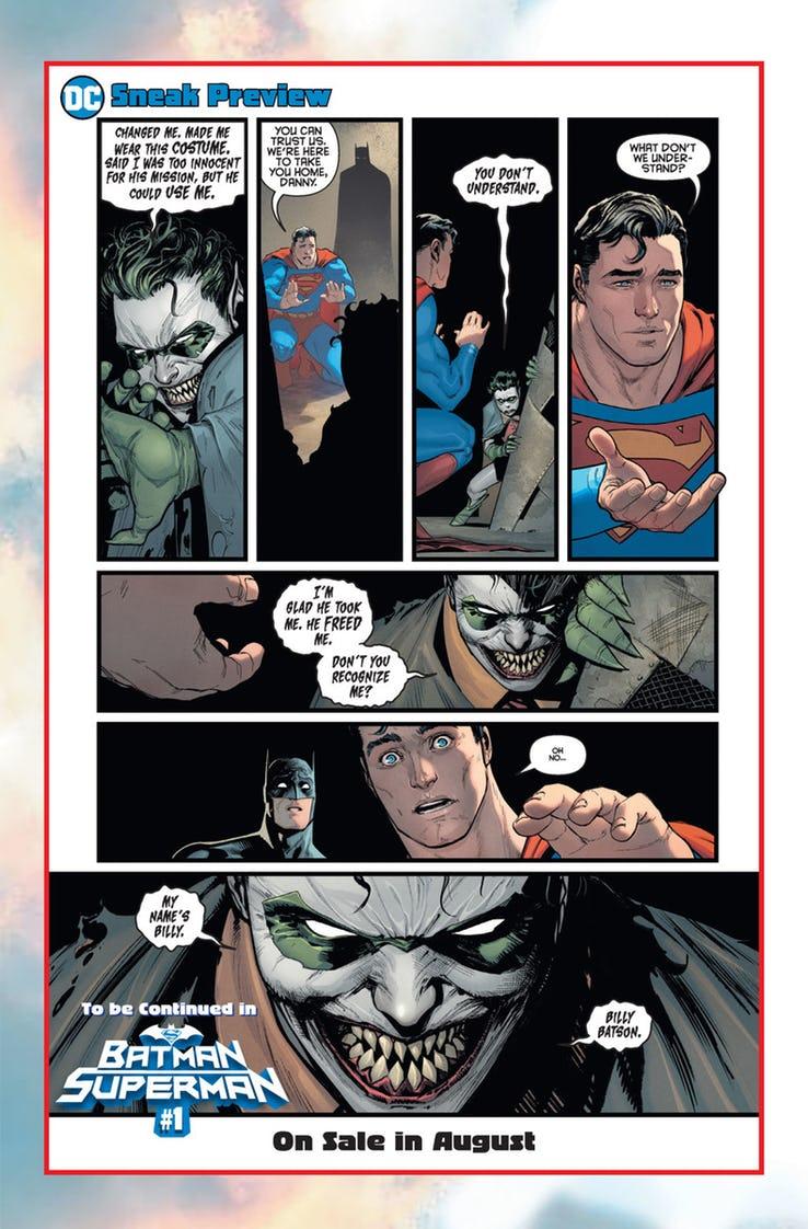 Вновом комиксе оБэтмене иСупермене представят Шазама-Джокера— Билли Бэтсона, зараженного вирусом | Канобу - Изображение 291