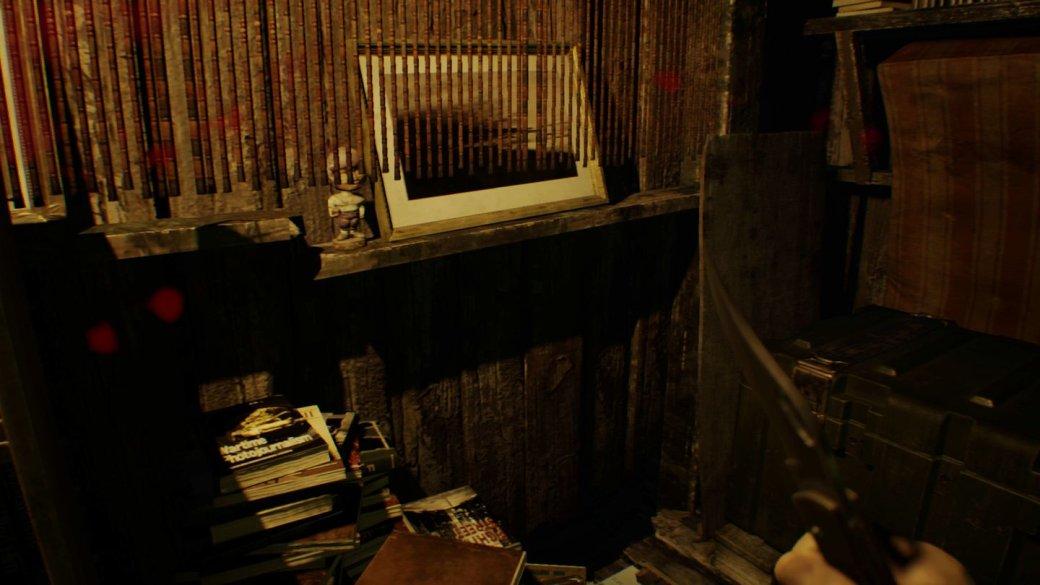 Гайд: где найти все статуэтки Мистера Везде вResident Evil7 | Канобу - Изображение 2324