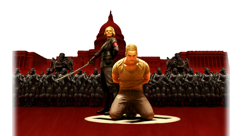 Нарративный дизайнер Wolfenstein IIрассказал про идеи, которые игра доносит через жестокость | Канобу - Изображение 1