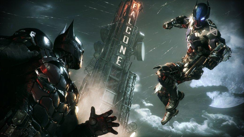 Alan Wake— 10 лет, BioWare— 25, аBatman: Arkham Knight— всего5. Главные игровые юбилеи 2020-го | Канобу