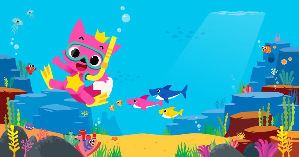 Nickelodeon запустил впроизводство мультфильм покрайне виральному ролику Baby Shark | Канобу - Изображение 4437
