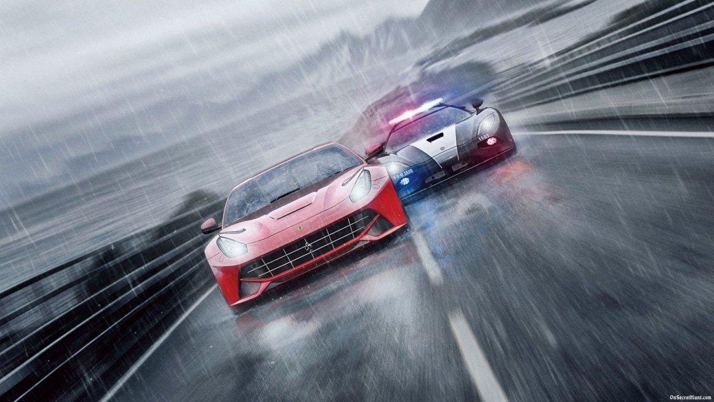На WiiU не выпустят Need for Speed: Rivals   Канобу - Изображение 3359