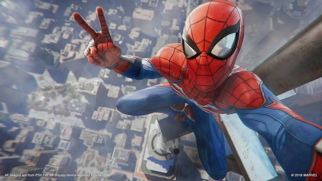 ВСети появился полный список костюмов изигры Spider-Man отInsomniac. - Изображение 1