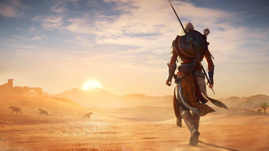 Рецензия на Assassin's Creed: Origins. Обзор игры - Изображение 7