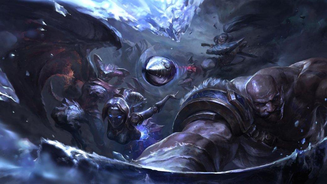 Albus NoX Luna на League of Legends World Championship | Канобу - Изображение 6344