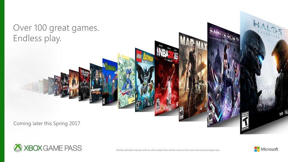 Xbox Game Pass – ответ Microsoft на Origin Access | Канобу - Изображение 12473