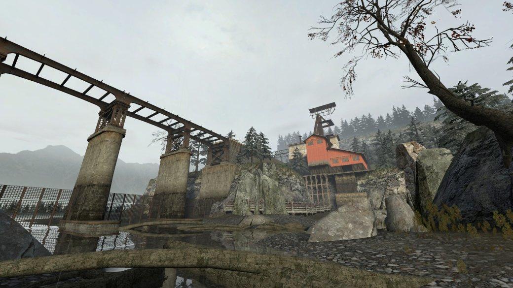 Для Half-Life 2: Episode Two вышел мод с новым набором неизданных карт от разработчиков. - Изображение 1