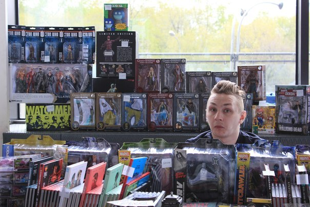 Как открыть магазин комиксов вМоскве ипрогореть. - Изображение 8
