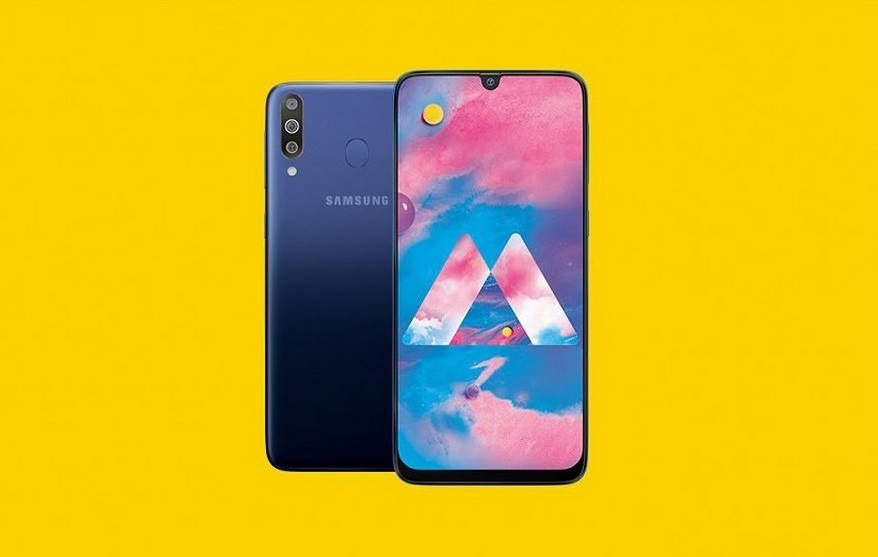 Samsung Galaxy M30 представили официально: Super AMOLED-экран, 6ГБ ОЗУ ицена от$210 | SE7EN.ws - Изображение 1