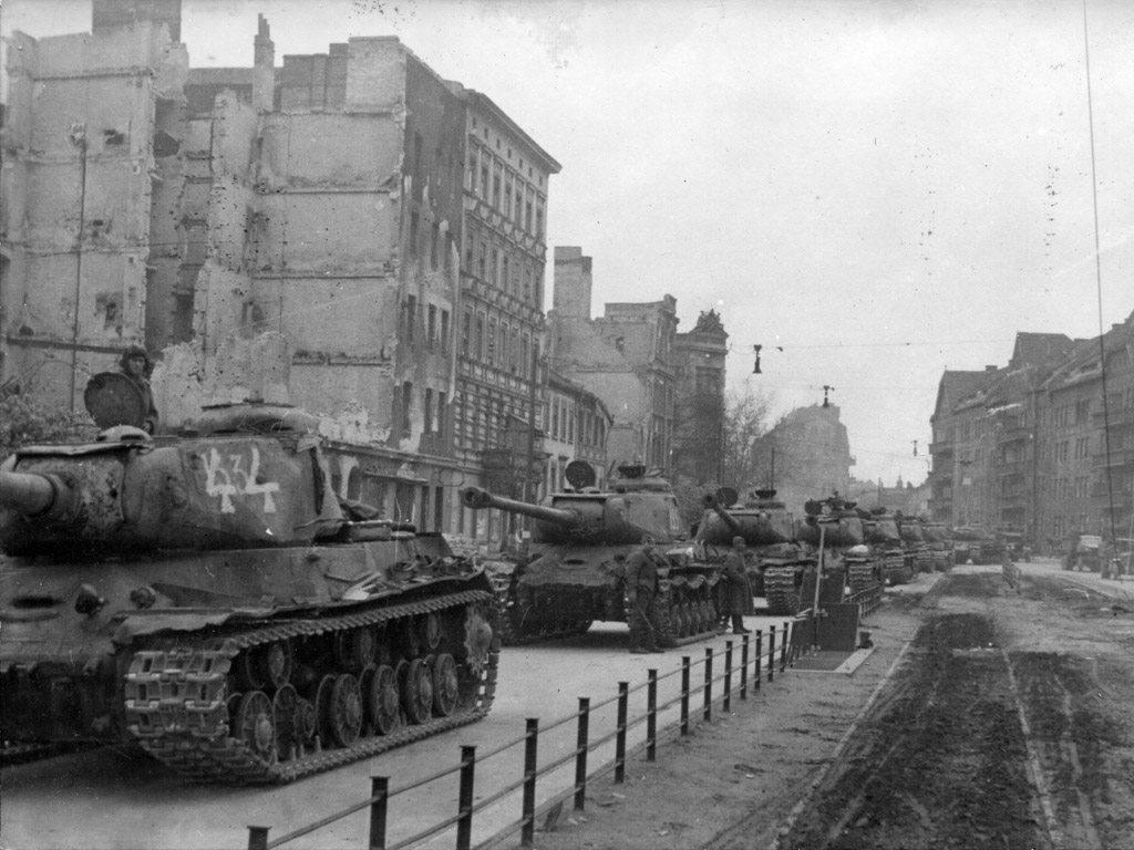 Танки и самоходные установки из World of Tanks, принимавшие участие в битве за Берлин | Канобу - Изображение 7818