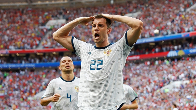 ВЦИОМ: больше половины россиян верят впобеду сборной России над Хорватией наЧМ2018 пофутболу. - Изображение 1