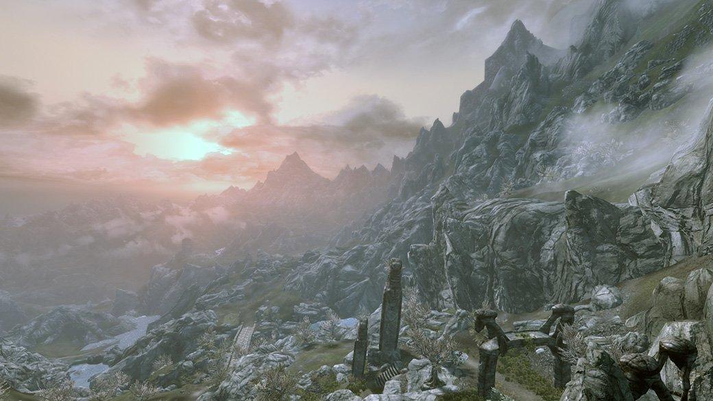 20 изумительных скриншотов TES V: Skyrim Special Edition | Канобу - Изображение 18