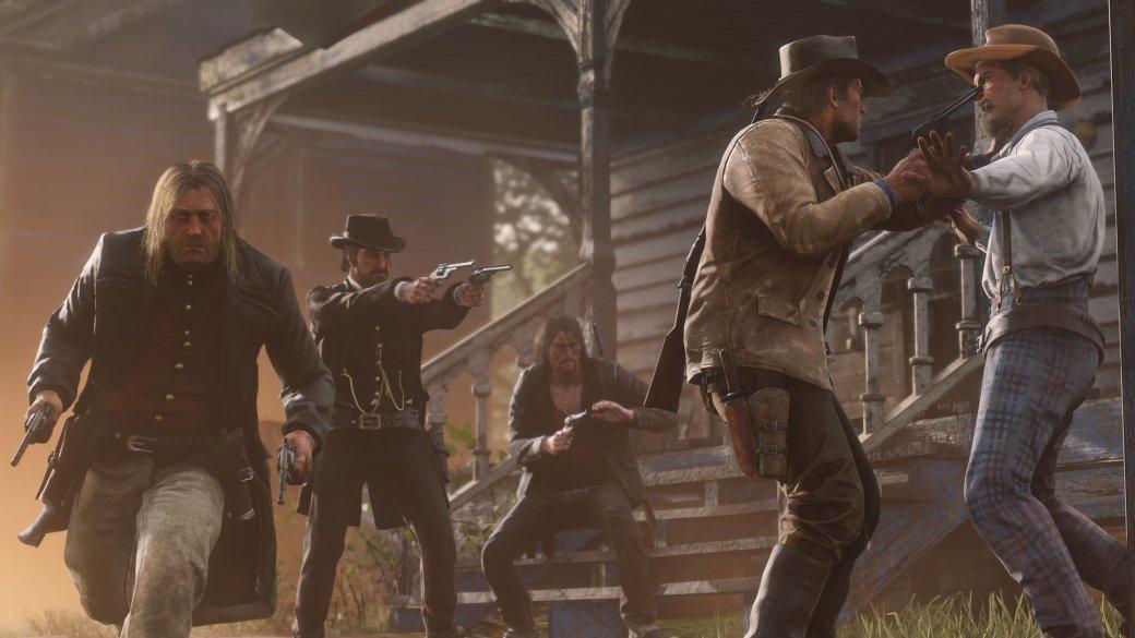 Рецензия на Red Dead Redemption 2 | Канобу - Изображение 7