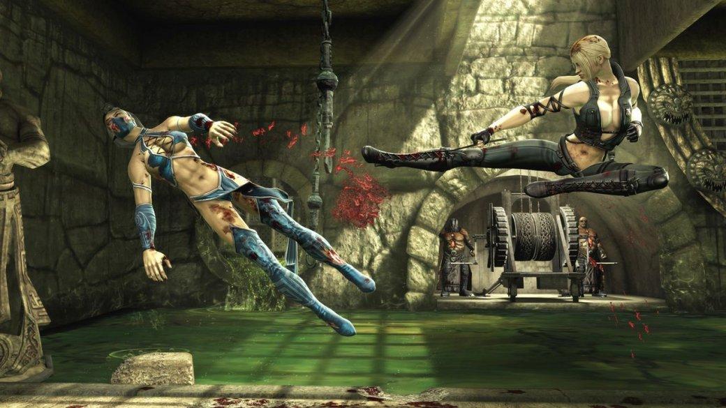 Обзор Mortal Kombat (2011), мнение о Mortal Kombat (2011), лучшие и худшие Mortal Kombat | Канобу - Изображение 1