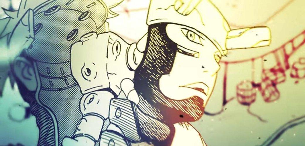 Автор «Наруто» представил свою следующую мангу. Вней будут самураи иэлементы научной фантастики | Канобу - Изображение 9056
