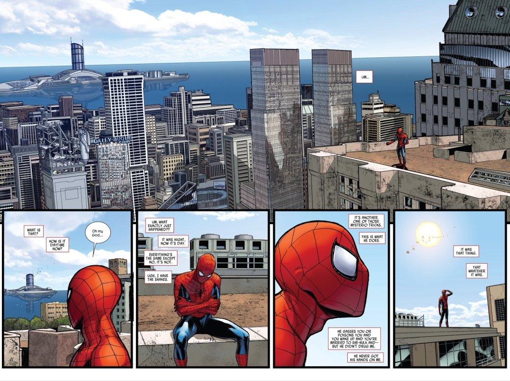 Spider-Men IIдоказывает, что сюжет «два Человека-Паука против общей угрозы» неработает дважды. - Изображение 3