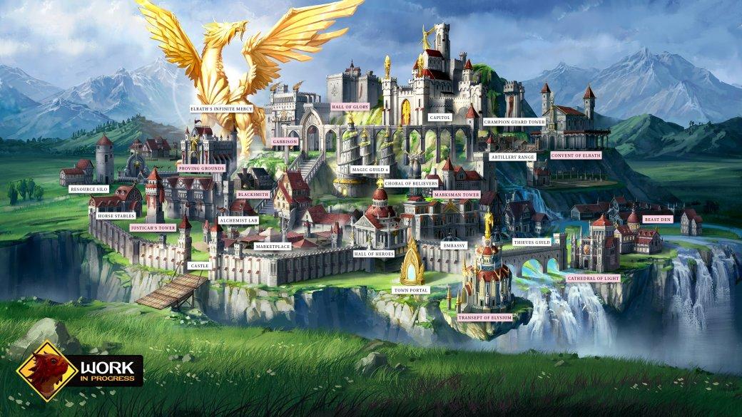 Чего ждать от Might & Magic: Heroes VII   Канобу - Изображение 4183