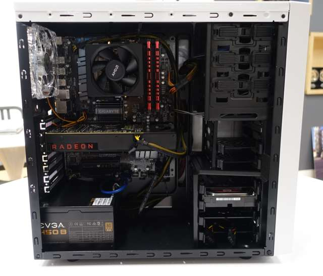 Как аналогичный PS4 Pro по «железу» PC справляется с играми в 4К | Канобу - Изображение 5043