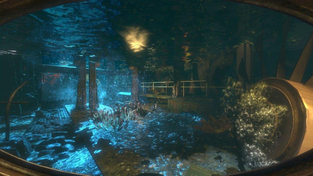 Обзор BioShock для Nintendo Switch (2020): как три части серии BioShock выглядят,работают наSwitch | Канобу - Изображение 1072