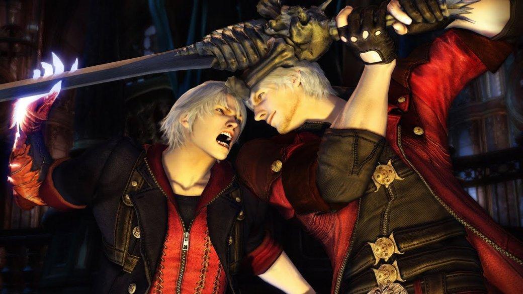 Лучшие части Devil May Cry— помнению редакции «Канобу» | Канобу